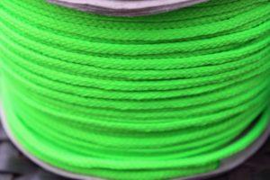 Kordel - neon grün