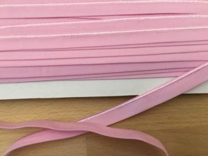 Besatzgummi 11mm rosa