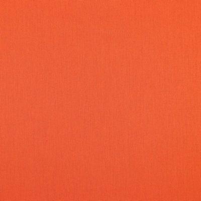 Baumwolle Popeline - orange