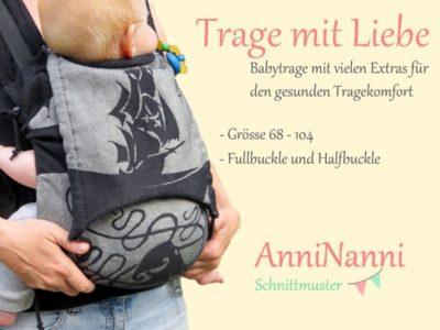 Ebook AnniNanni Baby trage