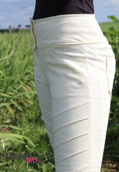 Jeans vernäht