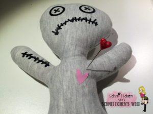 Voodoo Puppen Nadelkissen