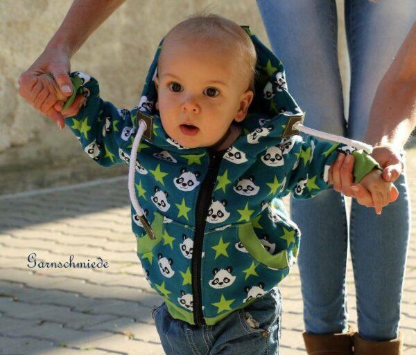 Fadenkäfer Sweatjacke Kinder