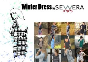 Coverbild Winter Dress by Sewera