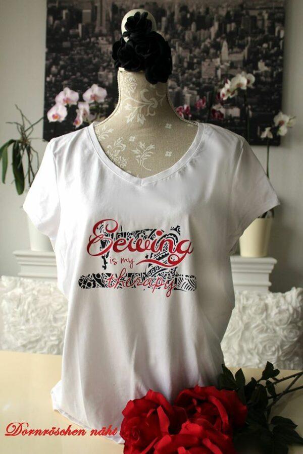 Designbeispiel Sewing