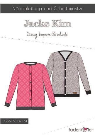 Kim: Jacke / Strickjacke