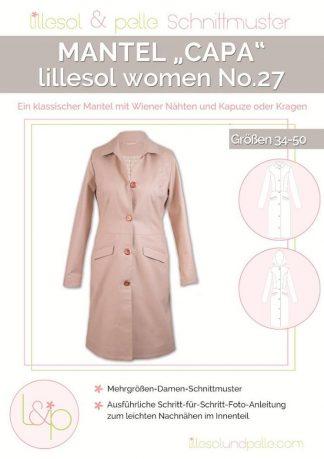 Lillesol No 27 Mantel