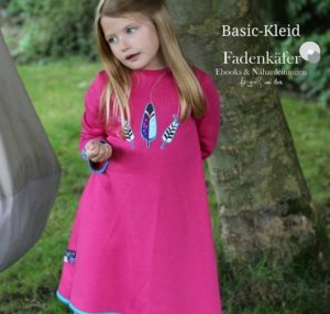 Ebook Basic-Kleid Fadenkäfer