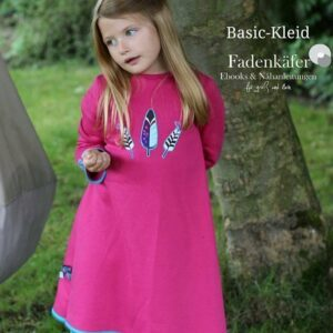 Ebook Basic-Kleid Fadenkäfer