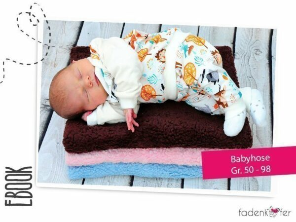 Ebook Babyhose Fadenkäfer