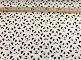 Jersey Panda - black & white