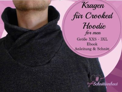 Kragen für Crooked Hoodie for men