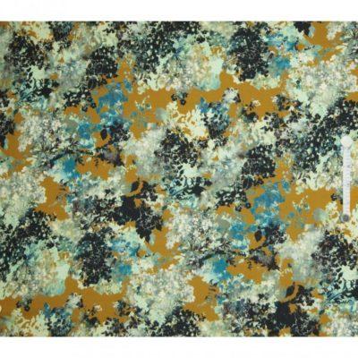 Viskose Jersey - Injekt Flower Print