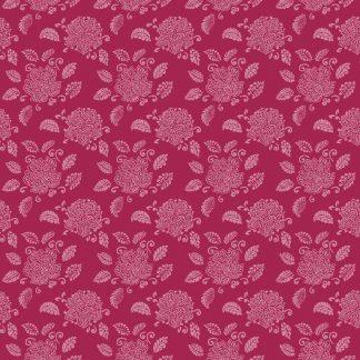 Nano Softshell Flowers - beere
