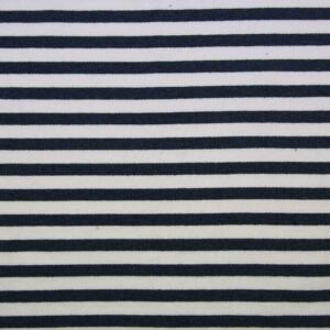 Sommersweat Stripes - marine