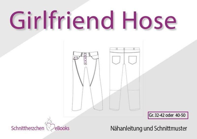 Girlfriend hose Schnittherzchen