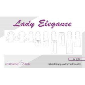 Lady Elegance Schnittherzchen