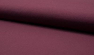 Jersey dusty Bordeaux