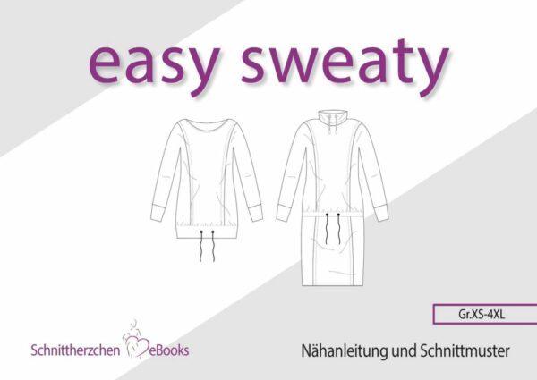 easy sweat schnittherzchen