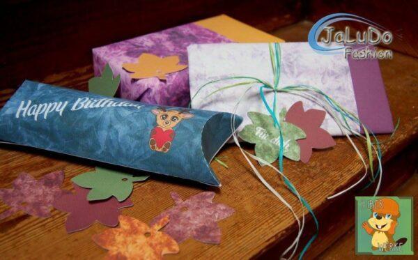Ich hab dich lieb Hirschbaby Herbstpaket