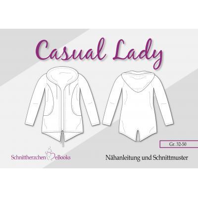 Casual Lady Schnittherzchen