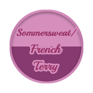 Sommersweat / French Terry