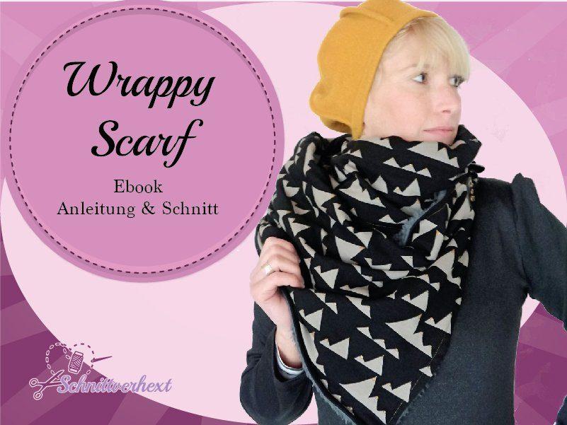 #17 – Freebook – Wrappy Scarf