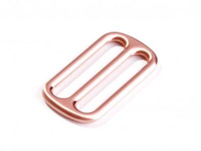 Schieber 25mmaus Metall - Kupfer