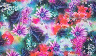 Funktionsjersey - Hawaii Flowers Nr. 1