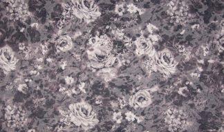 Viskose Jersey - Flowers - Ausbrenner