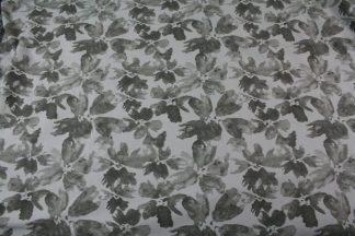 Sommersweat Wasco Flower - schwarz
