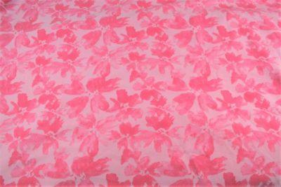 Sommersweat Wasco Flower - pink
