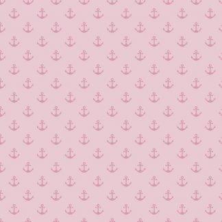 Webware Glitter Anker - rosa