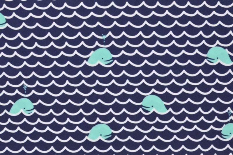 Funktionsjersey / Badeanzug - Waves