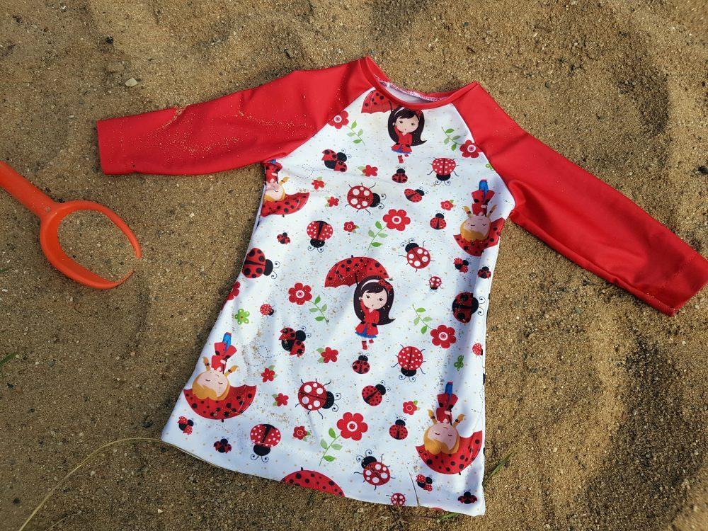 eBook Beach-Kids / UV-Schutz & Badebekleidung – Schnittverhext