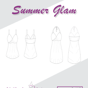 Ebook, Sommer Glam Gr. 46 - 58
