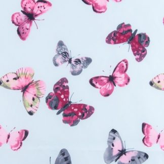 Regenjackenstoff Nylon Butterfly