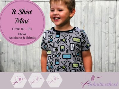 Titelbild It Shirt Mini