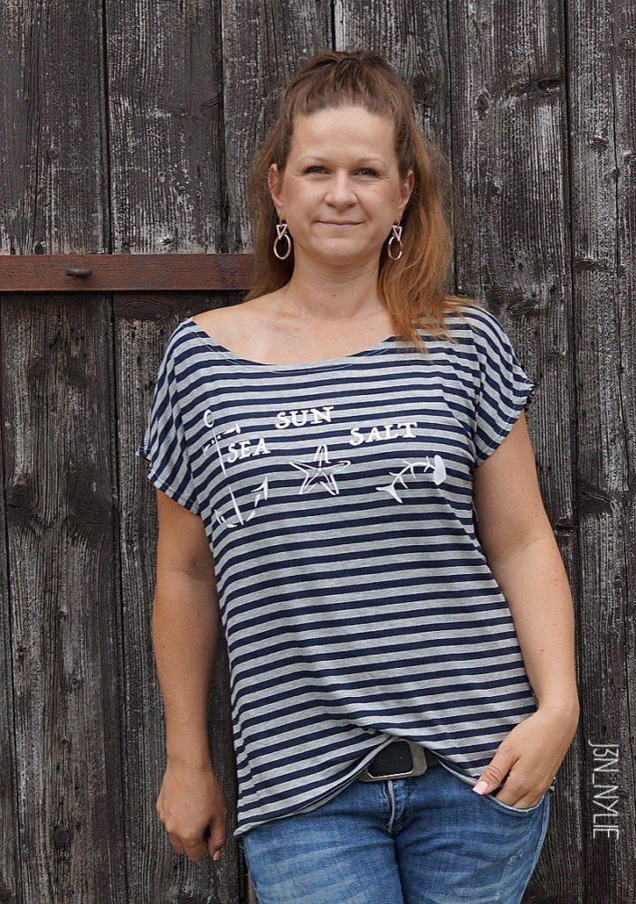 {NEEDLE LOVE} BRIANA Schnittmuster und Nähanleitung Gr. 34-54