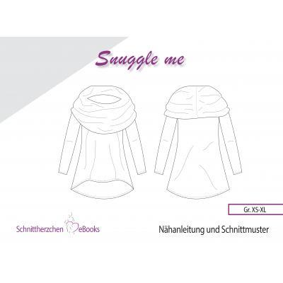 Ebook, Snuggle me Gr. XS – XL – Schnittverhext