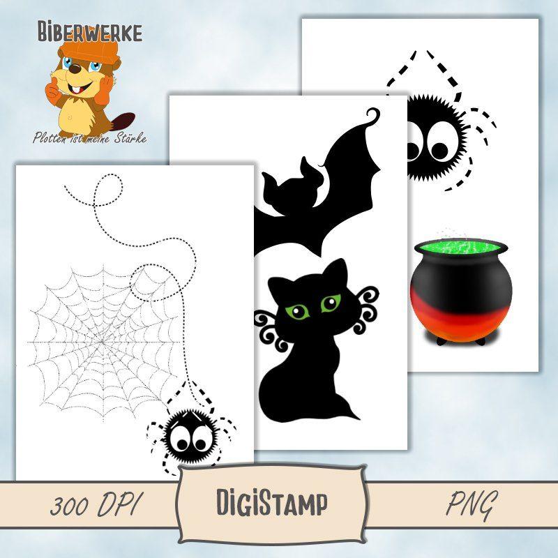 DigiStamps Halloween Mix