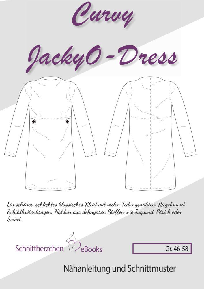 Ebook, Curvy Jacky O-Dress Gr. 46-58 – Schnittverhext