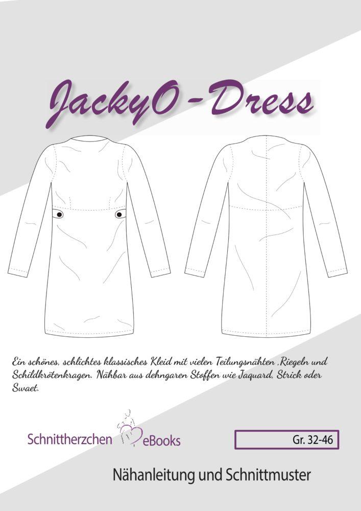 Ebook, Jacky O-Dress Gr. 32-46 – Schnittverhext
