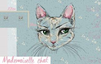 Mademoiselle Chat von Tante Gisi
