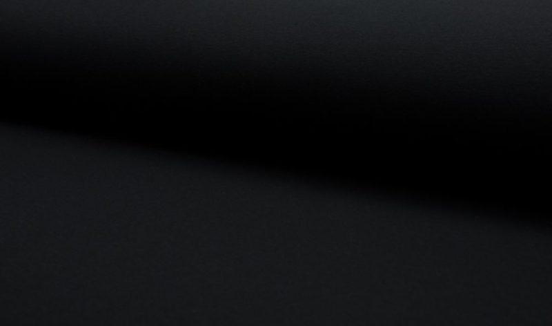 Kuschelsweat - schwarz
