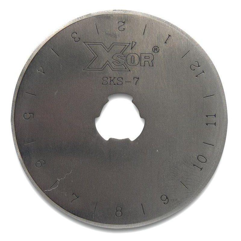 Ersatzklinge für Rollschneider 45 mm