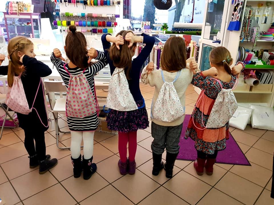 Kindergeburtstag Workshop Jungesellinnenabschied bei Schnittverhext