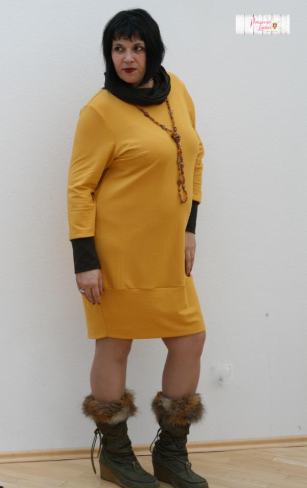 Kleid be satisfied