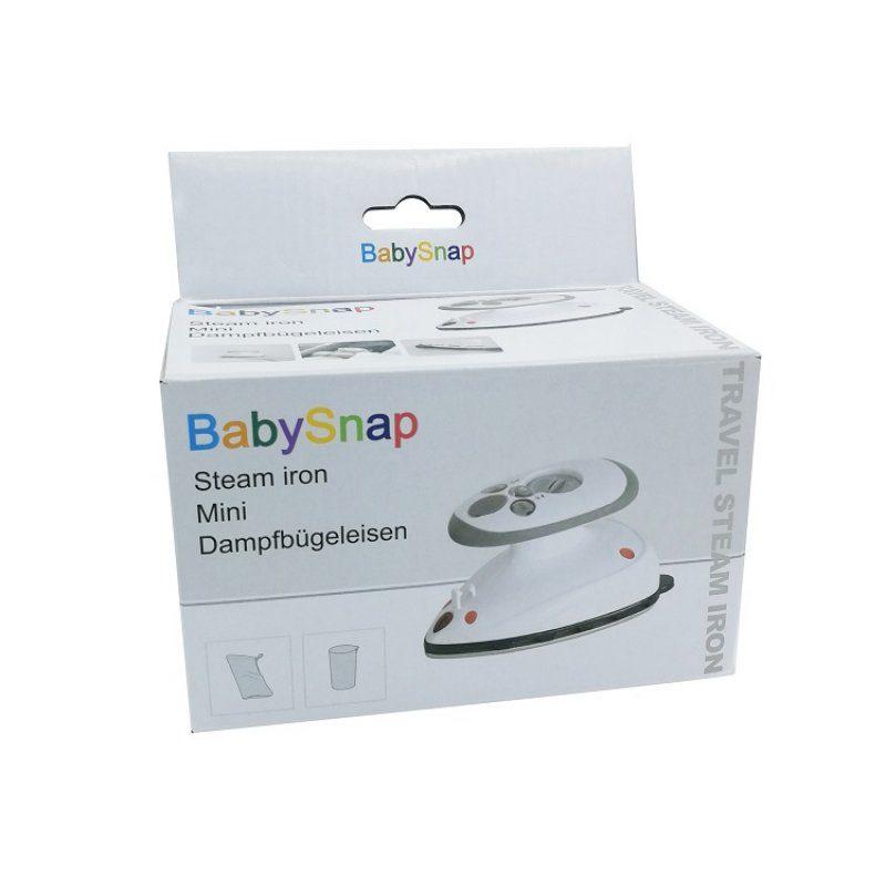 BabySnap Reise-Dampfbügeleisen