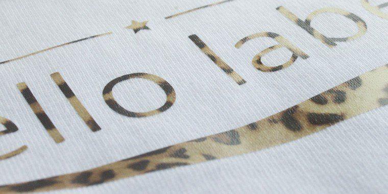 Flex Fashion Design Folie